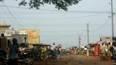Le marché d'Abomey-Calavi au Bénin.   Photo : Dominik Schwarz/wikimedia.org/Illustration