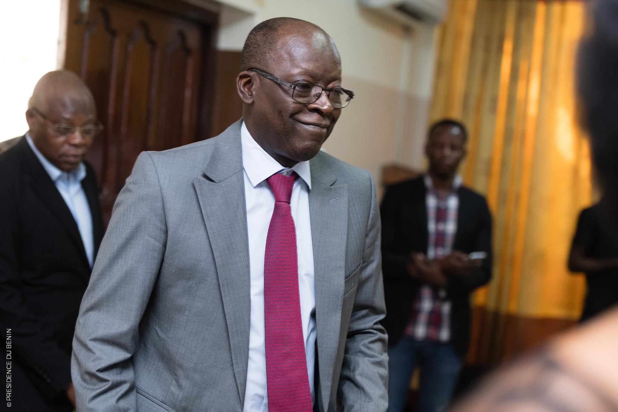 Le ministre Abdoulaye Bio Tchané | Photo : PRESIDENCE DU BENIN