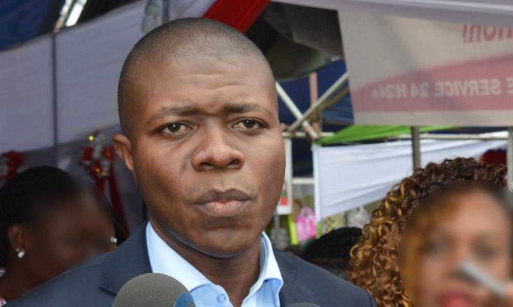 Laurent Tossou, directeur général de la Société Béninoise d'Energie Électrique (SBEE) | Photo : La Nouvelle Tribune