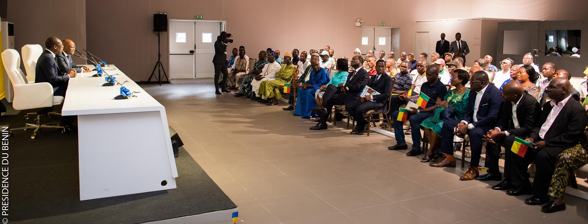 Ce qu'il faut retenir de la conférence des chefs d'Etat de la CEDEAO auquel a participé Patrice Talon [Communiqué]