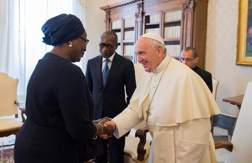Patrice Talon : « Le Pape François est un réformateur. Il nous a encouragé à travailler pour le changement des paradigmes »