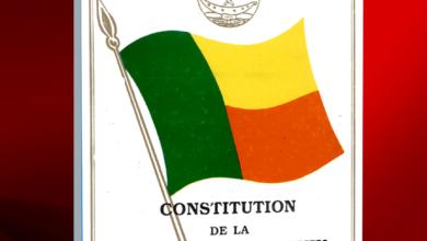 PROPOSITION DE LOI PORTANT AMENDEMENT DE LA CONSTITUTION DE LA REPUBLIQUE DU BENIN