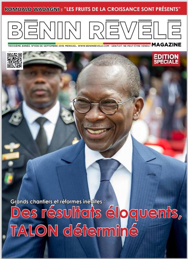 Bénin Révélé Mag